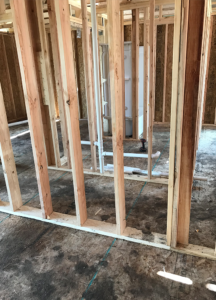 residential new construction plumbing