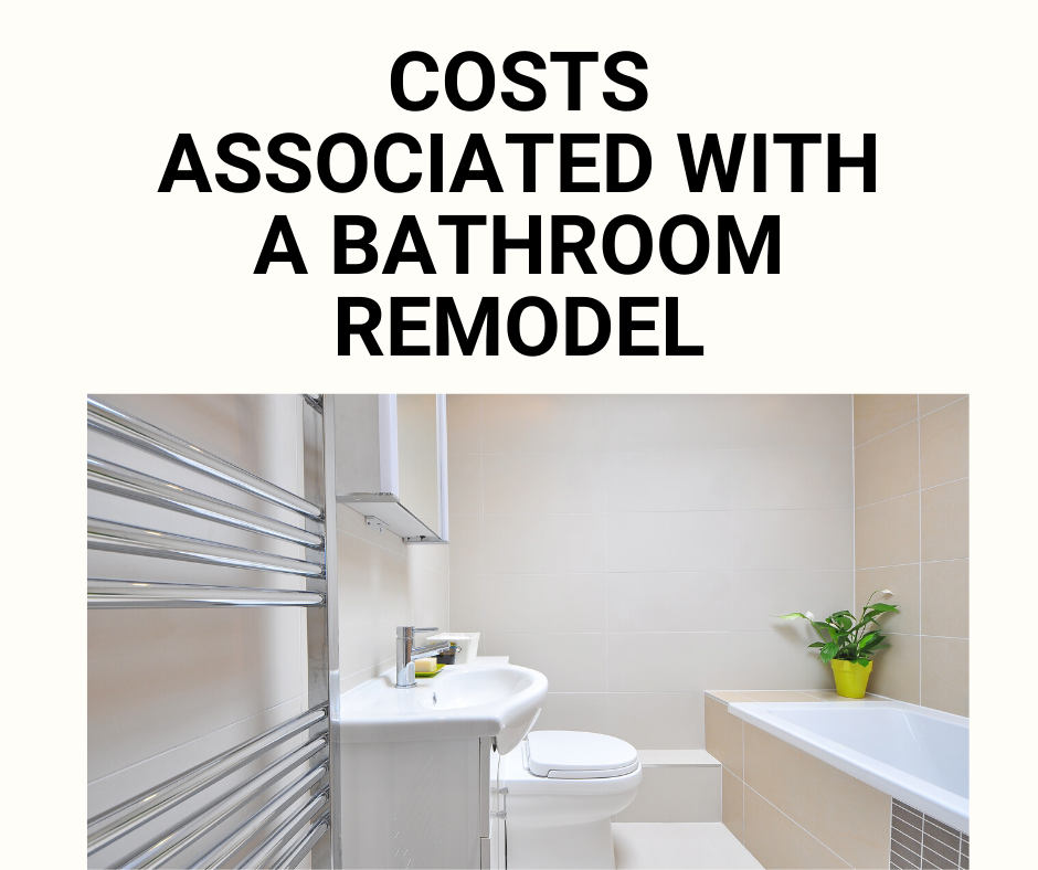 costs associated with bathroom remodels