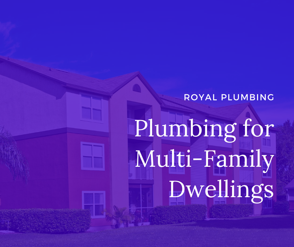 des moines plumbers for apartments & multi-family units